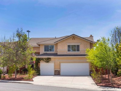 1 Ponte Sonata, Lake Elsinore, CA 92532 - MLS#: SW18084002