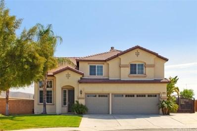 26816 Gunnison Gate Circle, Menifee, CA 92586 - MLS#: SW18084229