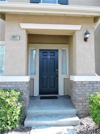 39927 Millbrook Way UNIT 5B, Murrieta, CA 92563 - MLS#: SW18084781