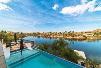 22634 Canyon Lake Drive S, Canyon Lake, CA 92587 - MLS#: SW18085139