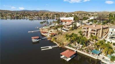 22216 San Joaquin Drive W, Canyon Lake, CA 92587 - MLS#: SW18085162
