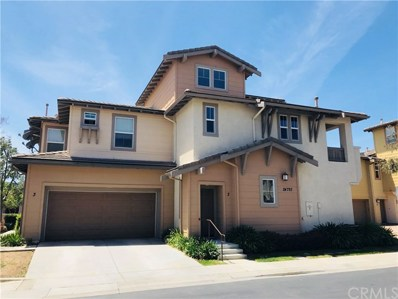 24793 Ambervalley Avenue UNIT 2, Murrieta, CA 92562 - MLS#: SW18085334