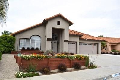 35637 Larkspur Drive, Wildomar, CA 92595 - MLS#: SW18087116