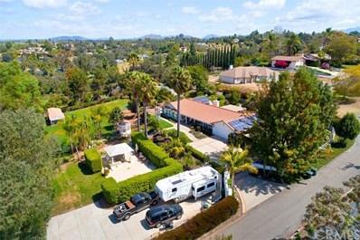 1560 Norstar Lane, Fallbrook, CA 92028 - MLS#: SW18087165
