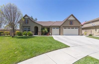 14976 Corvalis Court, Eastvale, CA 92880 - MLS#: SW18087609
