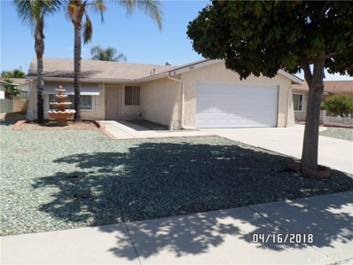 2416 El Rancho Circle, Hemet, CA 92545 - MLS#: SW18088400