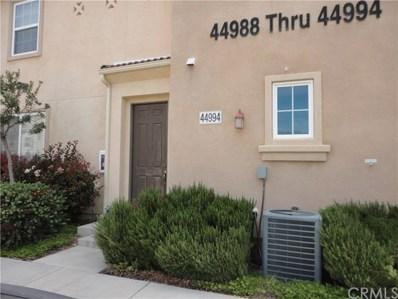 44994 Hawthorn Street UNIT 220, Temecula, CA 92592 - MLS#: SW18089161