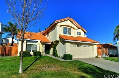 24424 Ridgewood Drive, Murrieta, CA 92562 - MLS#: SW18090988