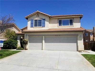 29408 Falcon Hill Drive, Menifee, CA 92584 - MLS#: SW18092485