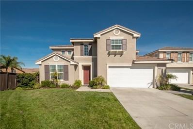 39781 Baird Court, Murrieta, CA 92563 - MLS#: SW18094832