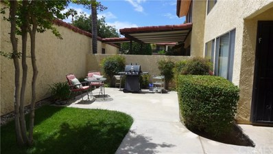 25544 Sharp Drive UNIT F, Hemet, CA 92544 - MLS#: SW18094932