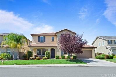 31767 Brentworth Street, Menifee, CA 92584 - MLS#: SW18095274