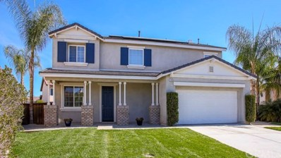 29394 Owl Creek Court, Menifee, CA 92584 - MLS#: SW18095317