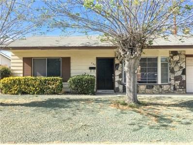 540 E Thornton Avenue, Hemet, CA 92543 - MLS#: SW18095441
