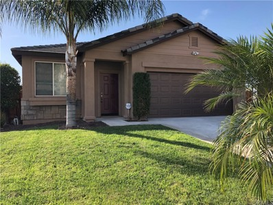 17135 Via Xavier, Moreno Valley, CA 92555 - MLS#: SW18095570