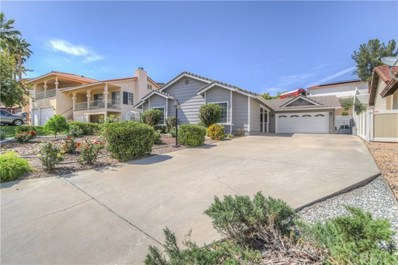 22182 Hoofbeat Way, Canyon Lake, CA 92587 - MLS#: SW18095789