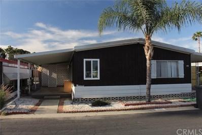 601 N Kirby Street UNIT 398, Hemet, CA 92545 - MLS#: SW18096206