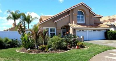 24111 Bearskin Circle, Murrieta, CA 92562 - MLS#: SW18096861