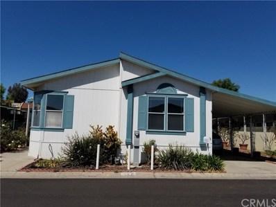 1010 E Bobier UNIT 122, Vista, CA 92084 - MLS#: SW18097707