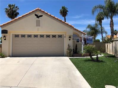 27935 Lemonwood Drive, Menifee, CA 92584 - MLS#: SW18098524