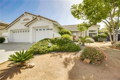 25436 Lavender Circle, Murrieta, CA 92563 - MLS#: SW18099791