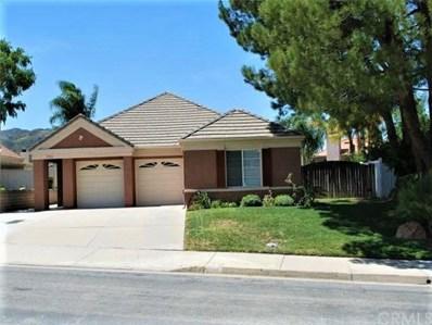23166 Rancho Peak Place, Murrieta, CA 92562 - MLS#: SW18100875
