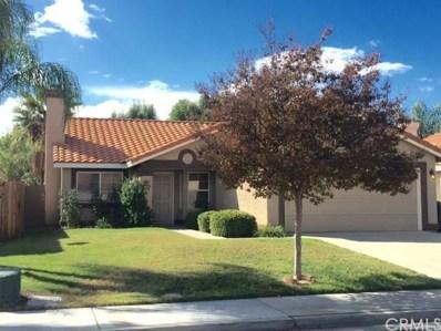 1619 Eagle Mountain Place, Hemet, CA 92545 - MLS#: SW18101173