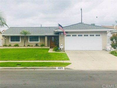 6371 Rosemary Drive, Cypress, CA 90630 - MLS#: SW18103394
