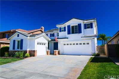 29095 Blue Moon Drive, Menifee, CA 92584 - MLS#: SW18104097
