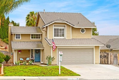 41070 Cardinal Flower Drive, Murrieta, CA 92562 - MLS#: SW18104218