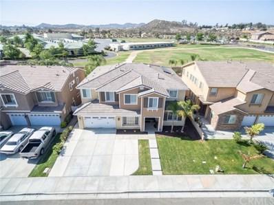 26397 Flaxleaf Drive, Menifee, CA 92584 - MLS#: SW18104249