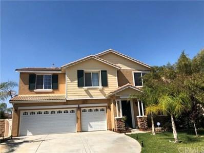 27638 Blue Topaz Drive, Romoland, CA 92585 - MLS#: SW18105303