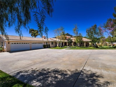 19235 Vista De Montanas, Murrieta, CA 92562 - MLS#: SW18106485