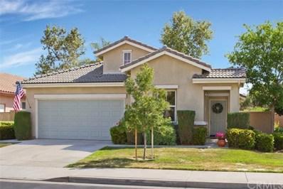 28247 Long Meadow Drive, Menifee, CA 92584 - MLS#: SW18109101