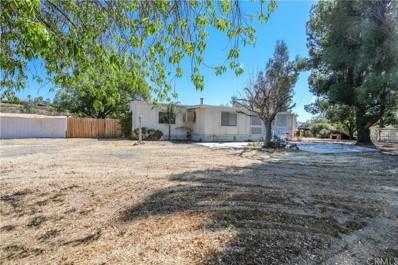 20826 Palomar Street, Wildomar, CA 92595 - MLS#: SW18109676