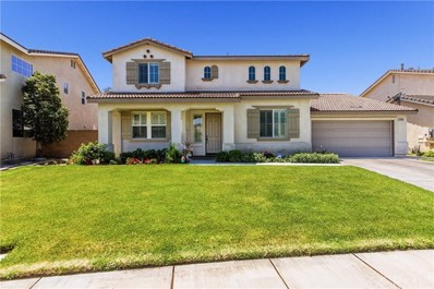 13183 Lavonda Street, Eastvale, CA 92880 - MLS#: SW18110955