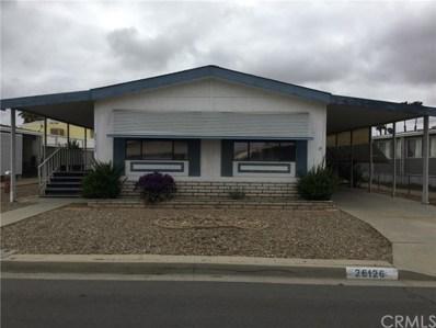 26126 Butterfly Palm Drive, Homeland, CA 92548 - MLS#: SW18112126