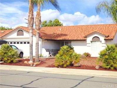 26424 Columbus Drive, Menifee, CA 92586 - MLS#: SW18112608