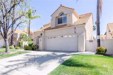 40552 Corte Lucia, Murrieta, CA 92562 - MLS#: SW18113380