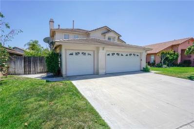 1084 Luna Way, San Jacinto, CA 92583 - MLS#: SW18114394