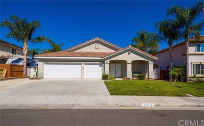 29612 Cool Meadow Drive, Menifee, CA 92584 - MLS#: SW18114731