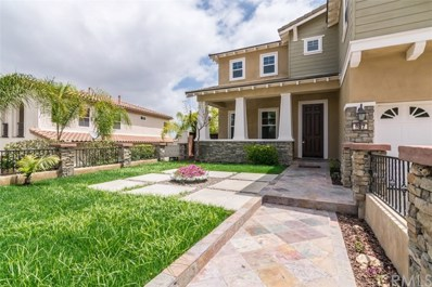 987 Canyon Heights, San Marcos, CA 92078 - MLS#: SW18115232