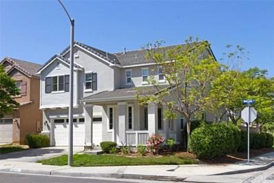 3608 Whieldon Drive, Perris, CA 92571 - MLS#: SW18115575