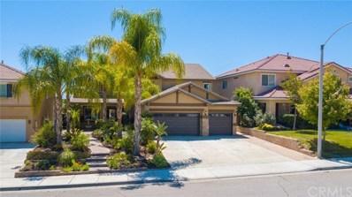 24963 Sunset Vista Avenue, Menifee, CA 92584 - MLS#: SW18116366