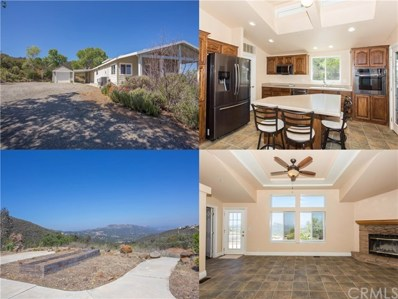 38711 Magee Heights Way, Pala, CA 92059 - MLS#: SW18118049
