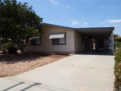460 N A Street, Perris, CA 92570 - MLS#: SW18118344