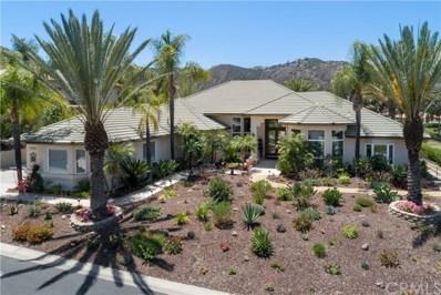 38589 Hillside Trail Drive, Murrieta, CA 92562 - MLS#: SW18118606