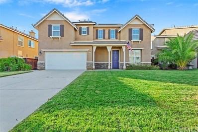 27581 Hackberry Street, Murrieta, CA 92562 - MLS#: SW18118843