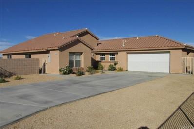 57294 Titian Court, Yucca Valley, CA 92284 - MLS#: SW18119432