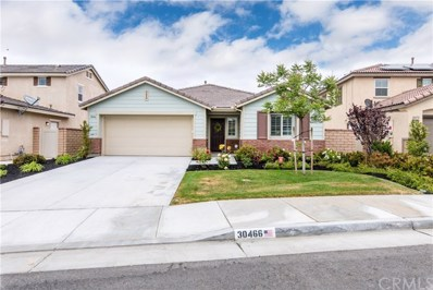 30466 Gallup Court, Menifee, CA 92584 - MLS#: SW18119527